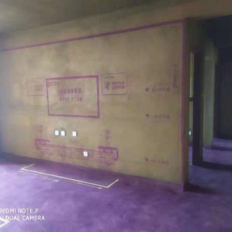 金湖花园-黄墙绿地/3D全景放样-金艺堂装饰
