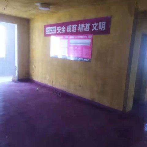 丰大国际-黄墙紫地-山水装饰