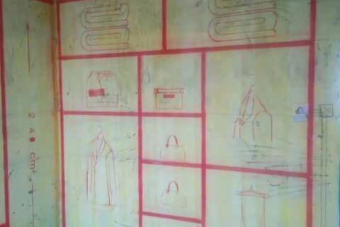 南岗惠园-墙固地固/3D全景放样-大维装饰