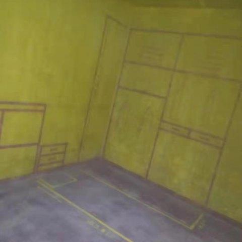 枫丹苑-黄墙紫地/3D全景放样-山水装饰