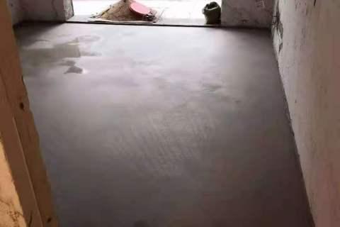 丹青花园-石膏基厚层自流平施工-自装